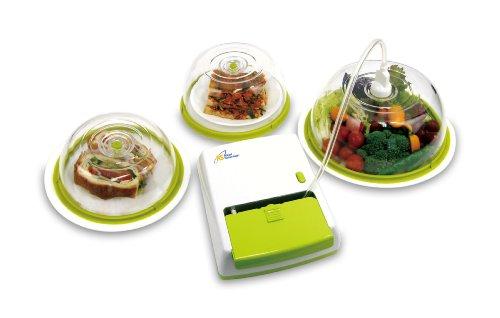 Prep and Seal Electric Vacuum Sealing Food Storage System
