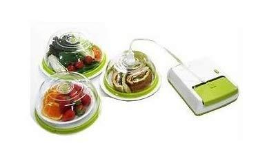 Prep and Seal Vacuum Sealing Food Storage System