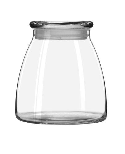 Libbey 62-Ounce Vibe Storage Jars Set of 4