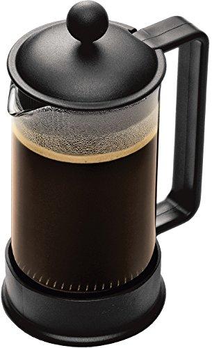 Bodum Brazil 3 cup French Press Coffee Maker 12 oz Black