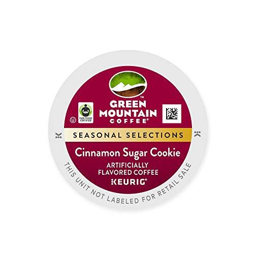 Green Mountain Coffee Cinnamon Sugar Cookie K-Cups 36 Count