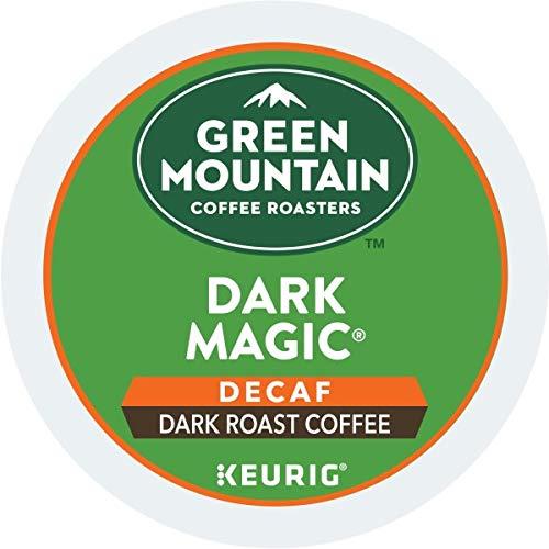 Green Mountain Coffee Decaf Dark Magic 24ct K-Cup for Keurig Brewerspackaging may vary