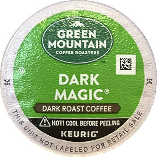 Keurig Green Mountain Coffee Dark Magic K-Cup Counts 50 Count Packaging May Vary