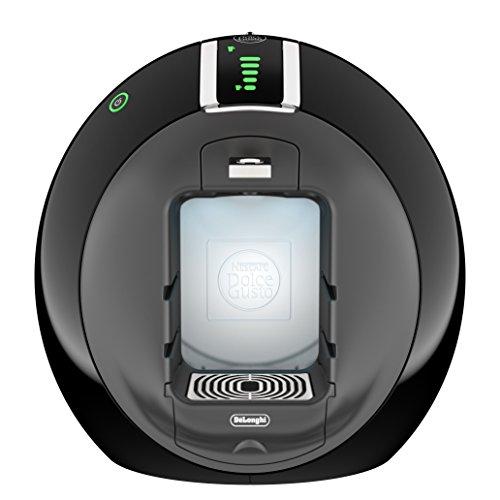 DeLonghi NESCAFÉ Dolce Gusto Circolo Single Serve Coffee Maker and Espresso Machine - 50oz Capacity - Capsule Based Black