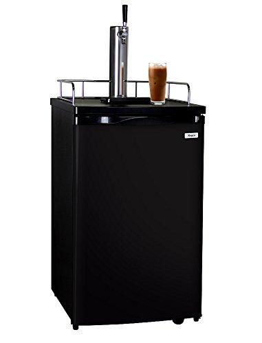 Kegco ICK19B-1 Javarator Cold-Brew Coffee Dispenser - Black