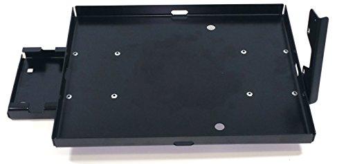 EZ-GLIDE PT4BK Black 1425 x 12 Pan Tray