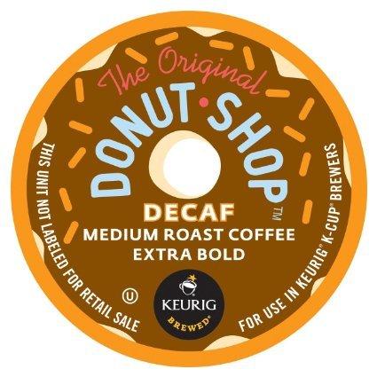 Keurig K-Cup Coffee People Donut Shop Decaf Coffee 48 Pack Packaging May Vary