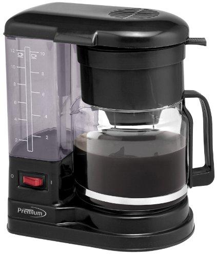 Premium 8-10 Cups Coffee Maker Model PCM510BK