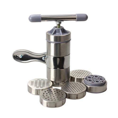 DIY Noodles Press VIER Stainless Steel Manual Noodles Press Machine Fruit Juicer pasta maker machine Pasta Maker Citrus Juicer