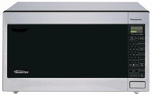 Panasonic NN-T945SF 22-Cubic-Foot 1250-Watt Microwave Oven with Inverter Technology