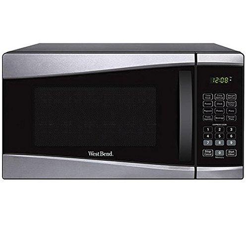 West Bend 09-cu ft 900-Watt Microwave
