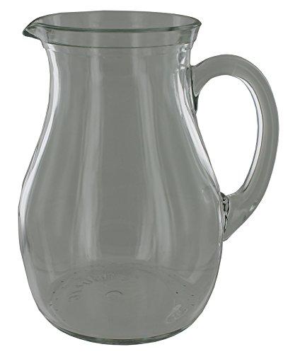 Amici 7AB056 Glass Roxy Beverage Pitcher 17 oz