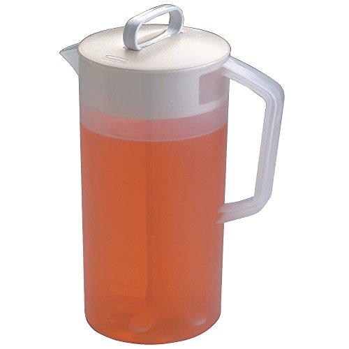 Beverage Pitcher 2 Qt White