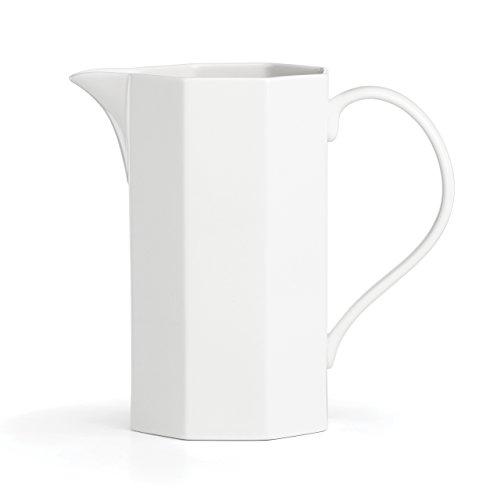 Lenox Entertain 365 Shape Beverage Pitcher White