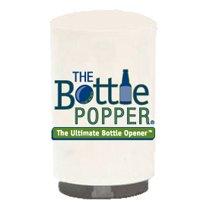 The Original Bottle Popper Automatic Beer Bottle Opener White