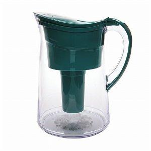 Brita Vintage Pitcher Water Filtration System Torquoise