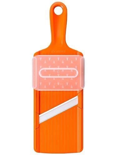 Ceramic Kyocera slicer wsafety Orange CSN-10OR 1 Orange