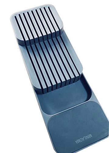 MINILAOMA 20-2091 In- Drawer Knife Block 17 x 525