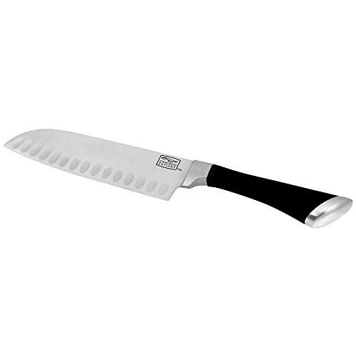 Chicago Cutlery Fusion 7-Inch Santoku Knife