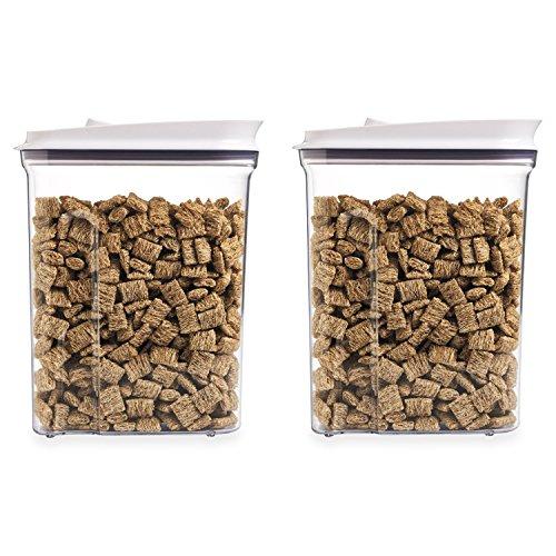 OXO POP Cereal Dispenser - Large Set of 2