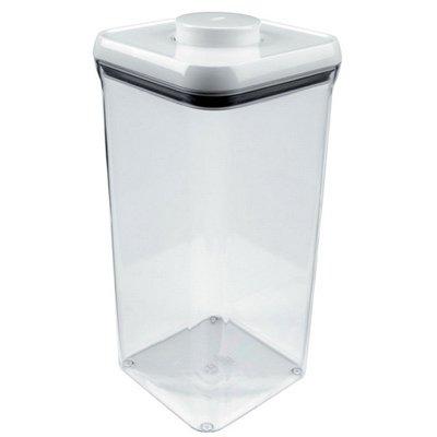 Oxo 1071393 55 Quart Pop Big Square Food Storage Container - Quantity 8