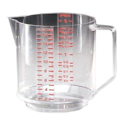 Arrow Plastics 2 Cup Plastic Measuring Cup - 2 Count
