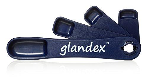 Glandex Swivel Plastic Measuring Scoop