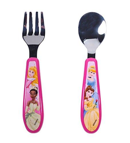 Princess Stainless Steel Fork Spoon Set