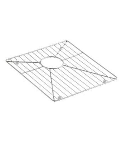 Kohler K-6641-ST Vault Bottom Basin Rack for Vault K-3820 and Vault K-3838 Kitchen Sinks Stainless Steel