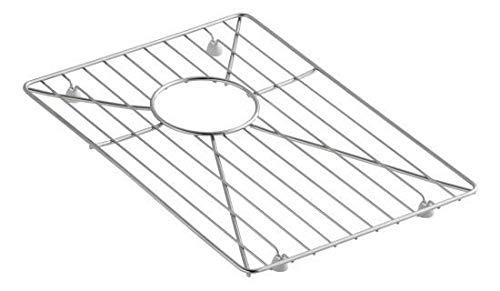 Kohler K-6647-ST Vault Bottom Basin Rack for Vault K-3823 and Vault K-3839 Kitchen Sinks Stainless Steel