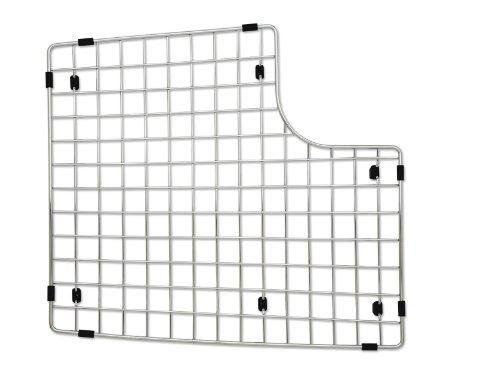 Blanco 222464x Sink Grid Fits Performa Silgranit II 1-34 Left bowl Stainless Steel