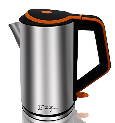 Esthétique Electric Kettle Thick Stainless Steel 18L Water Coffee Pot