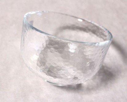 Chawan - Heat Resistance Glass Japanese Matcha Tea Bowl