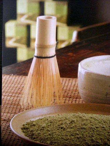 Happy Sales Japanese Bamboo Matcha Tea Whisk Chasen