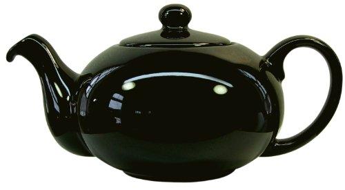 Waechtersbach Fun Factory II Black Teapot 28-Ounce