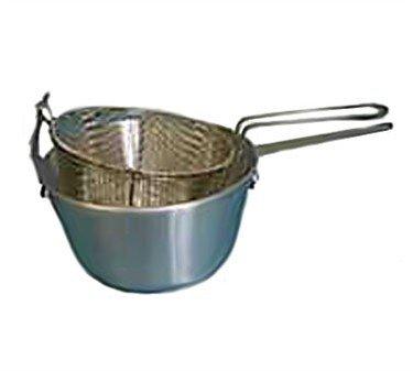 Winco ALSP-7 Aluminum Sauce Pan 7-Quart