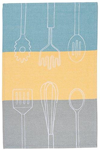 Now Designs Tea Towel Kitchen Essentials Jacquard