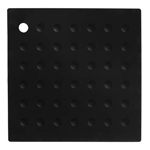 ZING Premier Housewares Silicone Trivet - Black