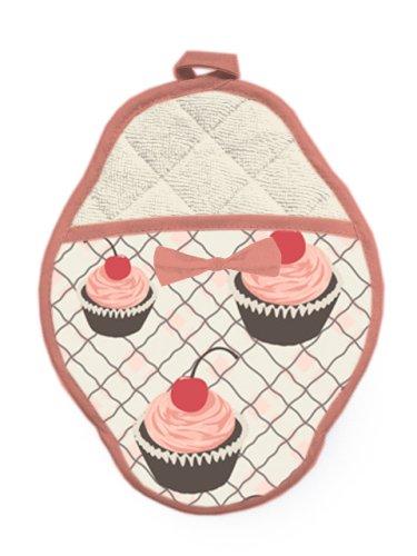 Jessie Steele Cupcakes Pot Mitt