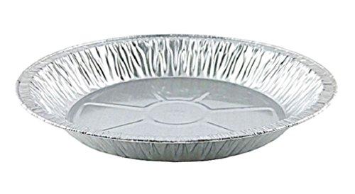 11 Aluminum Foil Pie Pan Extra-Deep Disposable Tin Plates  4001