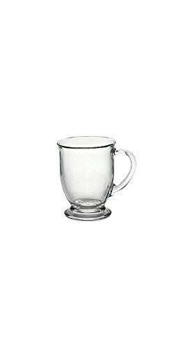 16 ozKona Glass Coffee Mug by Libbey