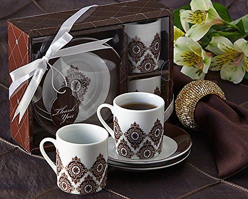 Artisano Designs Moroccan Flair Espresso Coffee Cup Set