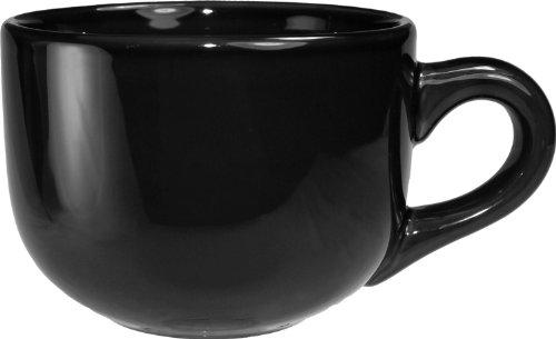 ITI 822-05 24-Piece Cancun Latte Cup 16-Ounce Black