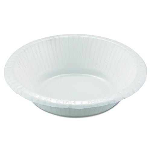 Dixie Basic DBB12W Basic Paper Dinnerware Bowls 12oz White Case of 1000