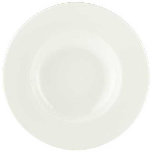 Schonwald Fine Dining Rim Deep Soup Bowl -- 12 per case