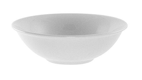 10 Strawberry Street Bistro 612 Oz Cereal Bowl Set of 6 White