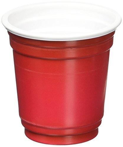 Red Mini Shot Cups