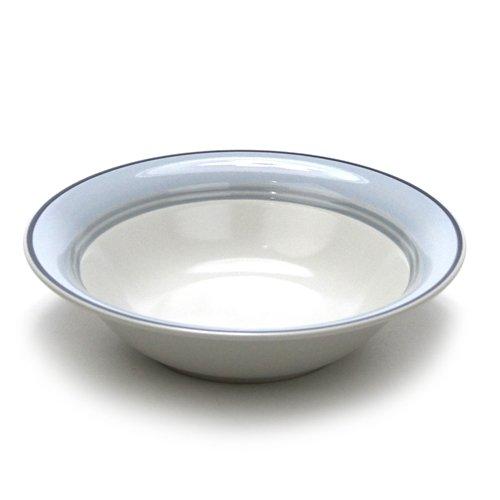 Blue Bouquet by Johann Haviland Stoneware Coupe Soup Bowl
