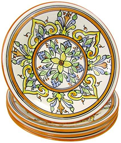 Le Souk Ceramique SL39 Stoneware PastaSalad Bowls Set of 4 Salvena