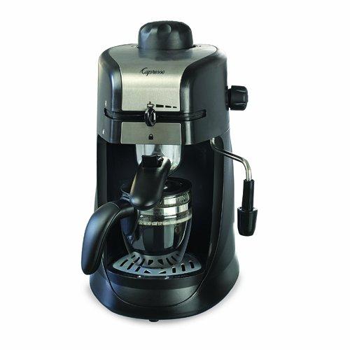 Capresso 30401 Steam Pro 4-Cup Espresso Cappuccino Machine